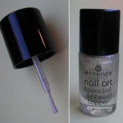 Produktbild zu essence nail art special effect topper – Farbe: 06 you're a gold mine