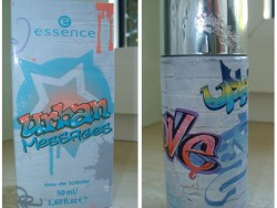 Produktbild zu essence urban messages eau de toilette