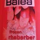 "Balea ""frozen rhabarber"" Dusche"