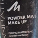 Manhattan Powder Mat Make Up, Farbe 80 Sand
