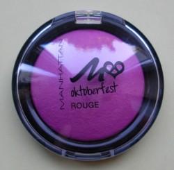 Produktbild zu MANHATTAN Loves Oktoberfest Rouge – Farbe: 65M Pink Gaudi (LE)