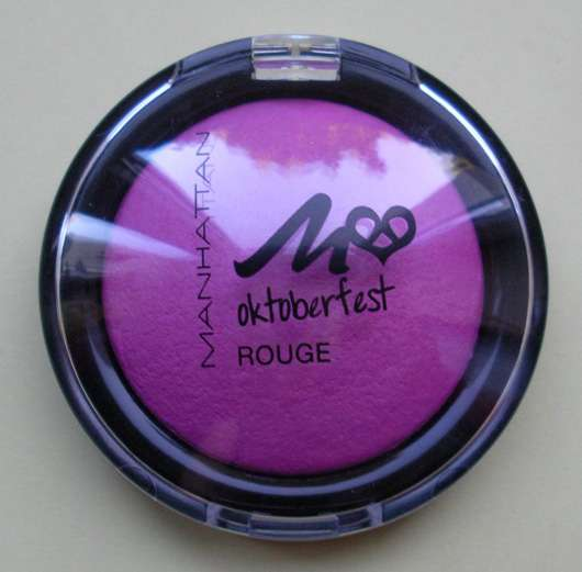 Manhattan loves Oktoberfest Rouge, Farbe: 65M Pink Gaudi (Limited Edition)