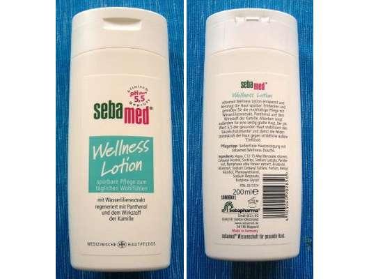 sebamed Wellness Lotion