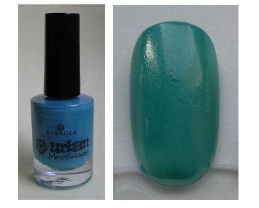 essence urban messages nail polish, Farbe: 01 Street Styler (LE)