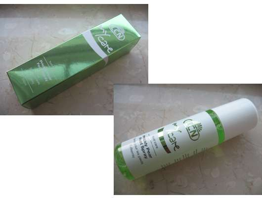 LCN my care Prickly Pear Foot Spray