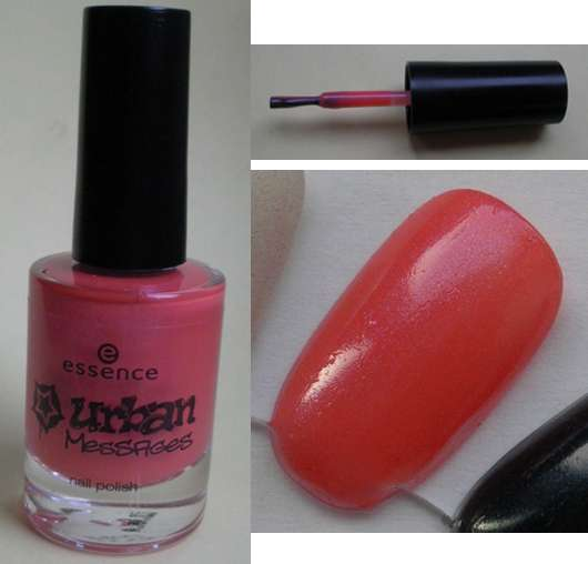 essence urban messages nail polish, Farbe: 03 It Peace (Limited Edition)