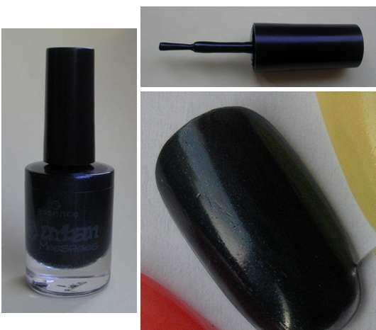 essence urban messages nail polish, Farbe: 04 Nightline (LE)