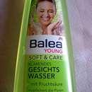 Balea Soft & Care klärendes Gesichtswasser mit Fruchtsäure