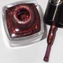 p2 pearl crackling top coat, Farbe: 030 red vulcano