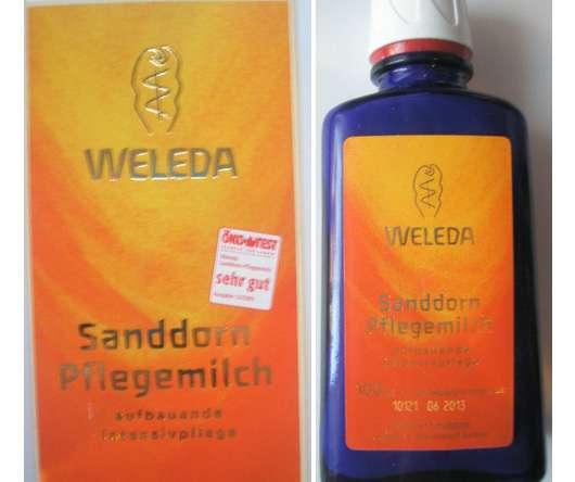 Weleda Sanddorn Pflegemilch