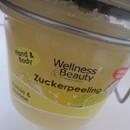Wellness & Beauty Zuckerpeeling (Kokos & Limone)