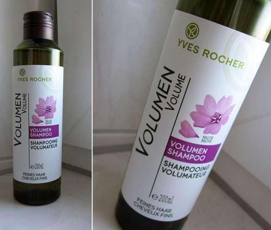 Yves Rocher Volumen Shampoo für feines Haar