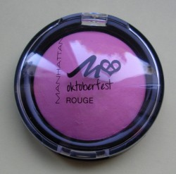 Produktbild zu MANHATTAN Loves Oktoberfest Rouge – Farbe: 55V Zuckerl Rose (LE)