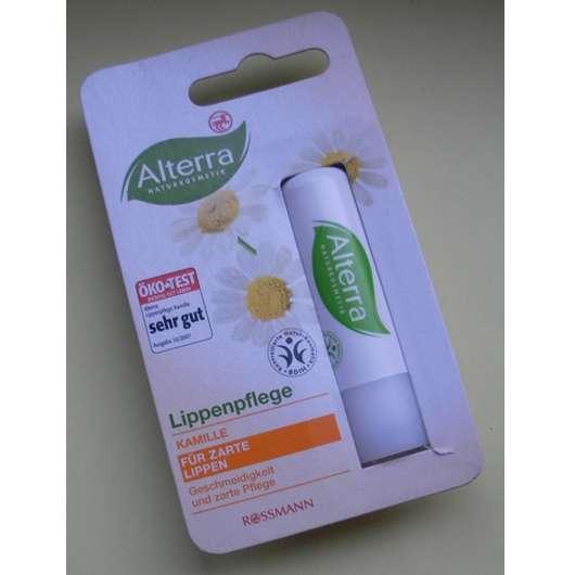 Alterra Lippenpflege Kamille