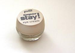 Produktbild zu p2 cosmetics super stay! eye cream – Farbe: 010 sandy beach