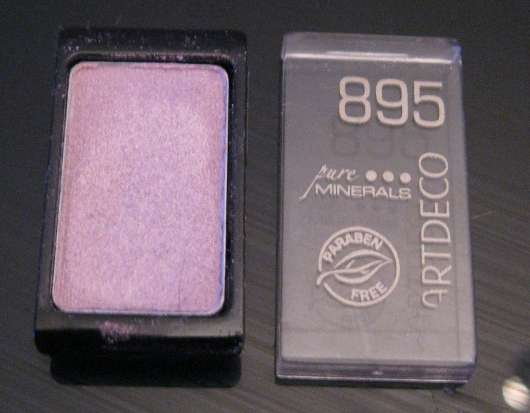 Artdeco Pure Mineral Eyeshadow, Farbe: 895 pure gentle rose