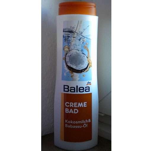 Balea Creme Bad Kokosmilch & Babassu-Öl
