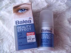 Produktbild zu Balea Beauty Effect Eye Lift Serum