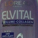 L'Oréal Elvital Volume-Collagen Aufpolsterndes Pflegeshampoo