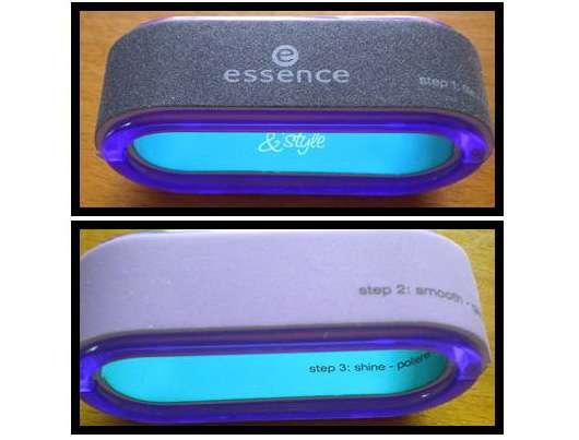 essence shape & style 3in1 file