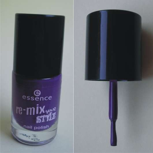 essence re-mix your style nail polish, Farbe: 05 maybe I'm amazed (LE)