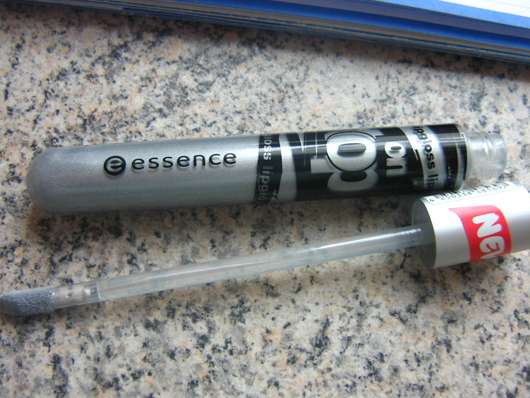 essence on top lipgloss, Farbe: 02 glamourize
