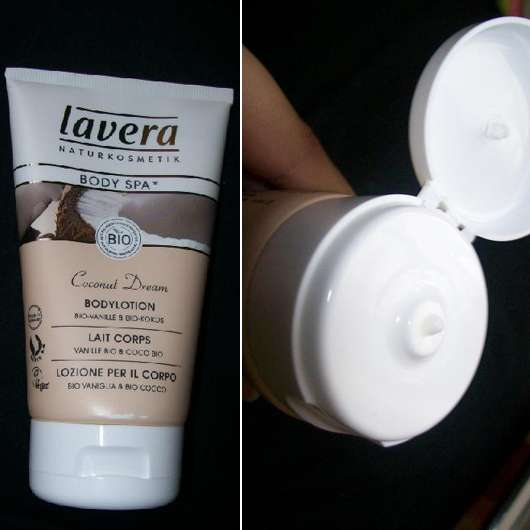 "lavera Naturkosmetik Body Spa ""Coconut Dream"" Bodylotion"