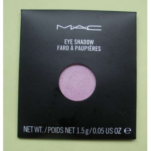 M.A.C. Eye Shadow, Farbe: Pink Freeze