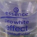 essence pro white effect Nagelaufheller