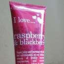 I love… raspberry & blackberry Hand Lotion