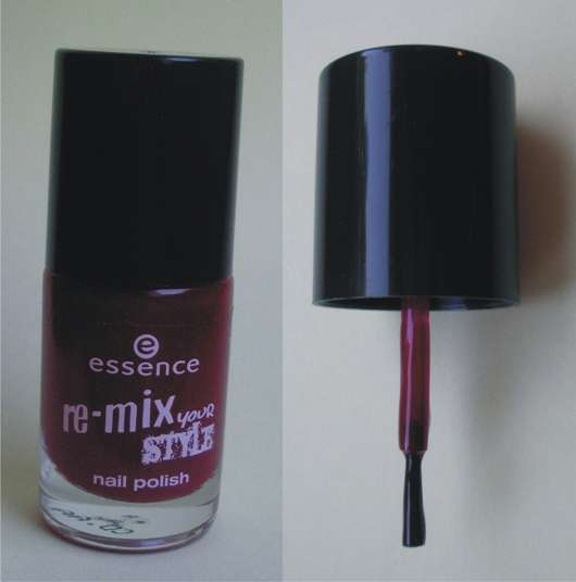 essence re-mix your style nail polish, Farbe: 04 light my fire (Limited Edition)