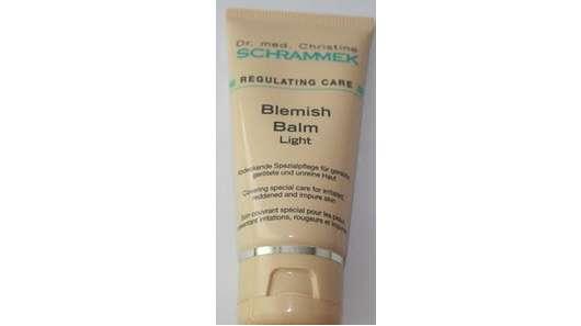 Dr. med. Christine Schrammek Regulating Care Blemish Balm Light