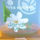 "Yves Rocher Jardins du Monde ""Tiaré Blume aus Polynesien"" Duschgel"