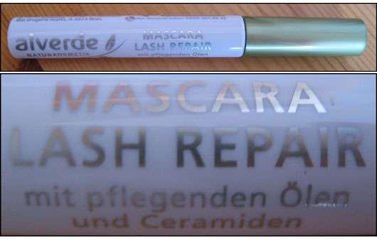 alverde Mascara Lash Repair
