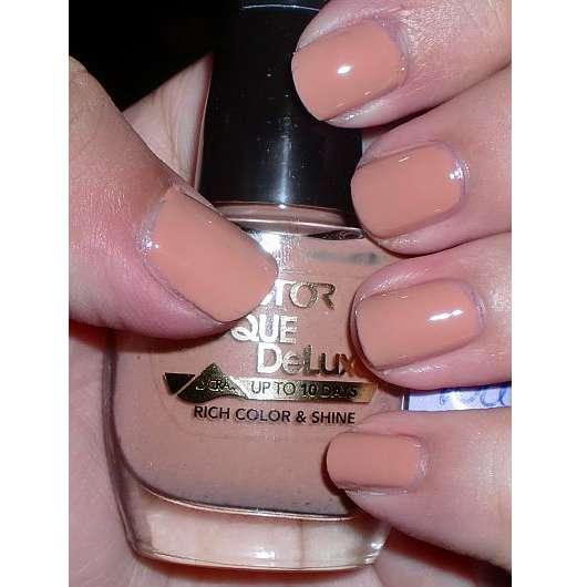 Astor Lacque DeLuxe Rich Color & Shine, Farbe: 822 bark (Nude Collection)