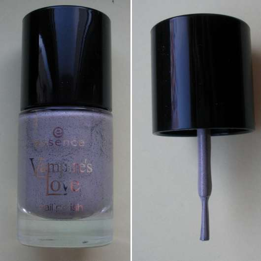 essence Vampire's Love nail polish, Farbe: 04 the dawn is broken (Limited Edition)