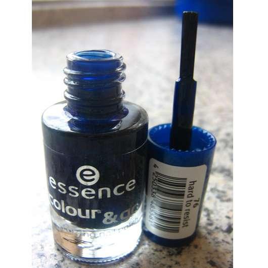 essence color & go nail polish, Farbe: 76 hard to resist