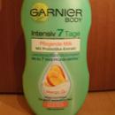 Garnier Body Intensiv 7 Tage Pflegende Milk mit Mango Öl