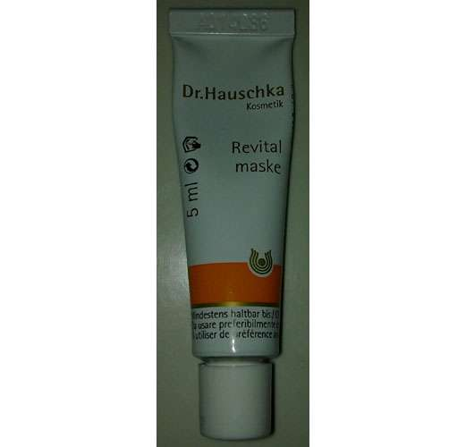 Dr. Hauschka Revital Maske