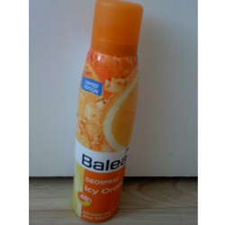 Produktbild zu Balea Deospray Icy Orange (LE)