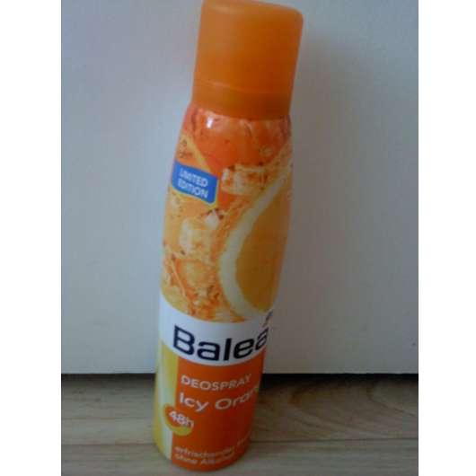 "Balea Deospray ""Icy Orange"" 48h (Limited Edition)"