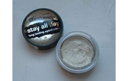 """essence stay all day long lasting eyeshadow, Farbe: 02 glammy goes to…"""""""