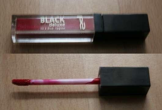 "p2 ""Black Deluxe"" be a diva! lipgloss, Farbe: 030 passion (Limited Edition)"