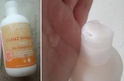 Produktbild zu SANTE Family Glanz Shampoo Bio-Orange & Coco