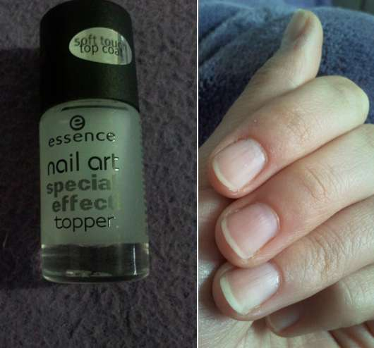 essence special effect topper, Farbe: 07 soft touch