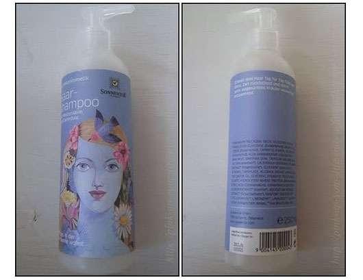 Sonnentor Haar-Shampoo mit Weizenkeim und Calendula