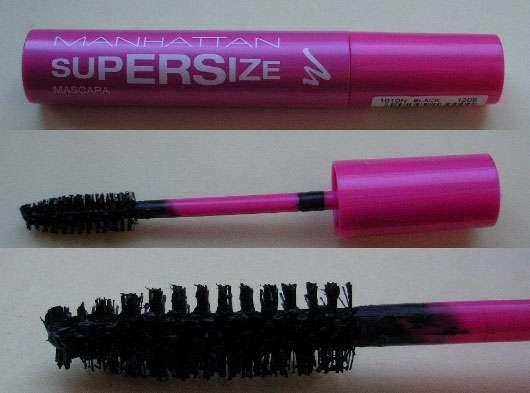 Manhattan Supersize Mascara, Farbe: 1010N Black