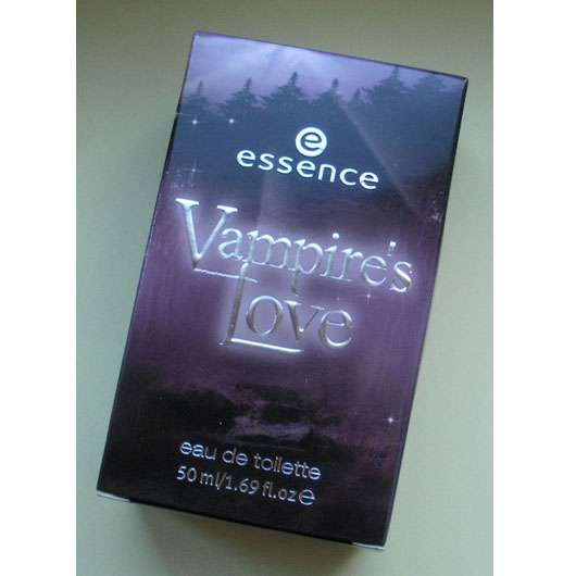 essence Vampire's Love eau de toilette (Limited Edition)