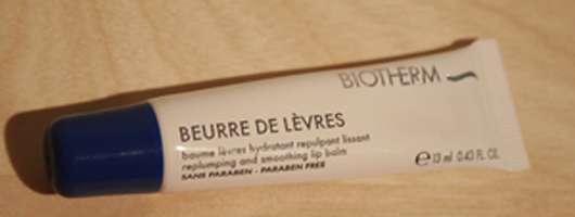"""Biotherm """"Beurre de Lèvres"""" Lippenpflege"""