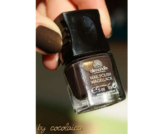 "alessandro International Nail Polish, Farbe: Russian Roulette (""GLAM Session"")"